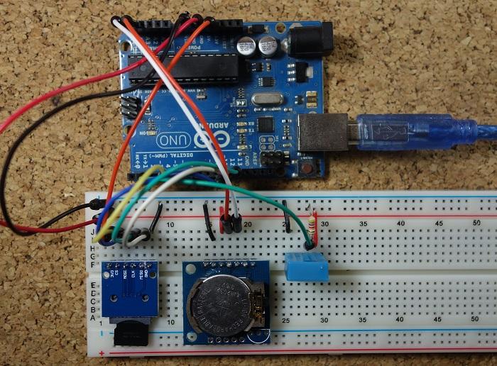 Arduino temperature data logger random nerd tutorials