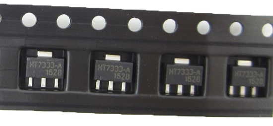 HT7333-A LDO Low-dropout Voltage Regulator