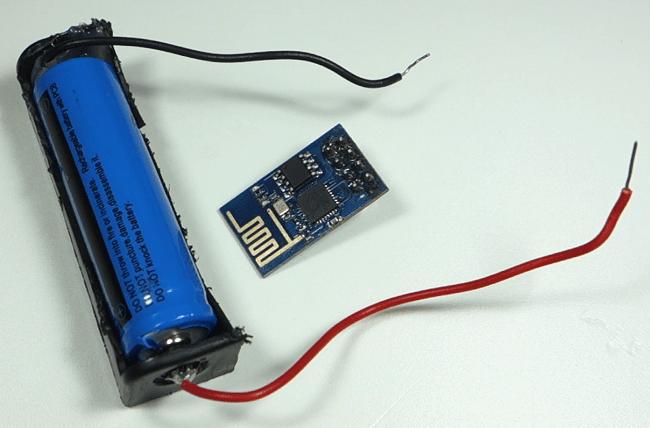 ESP8266 Voltage Regulator For LiPo and Li-ion Batteries