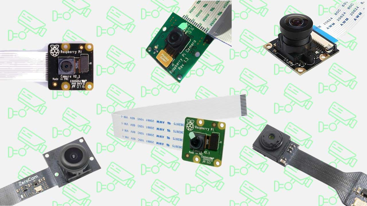 The camera module of Raspberry Pi is used to make high definition videos and can capture photographs as well. Highly popular in home security appliances and wildlife.