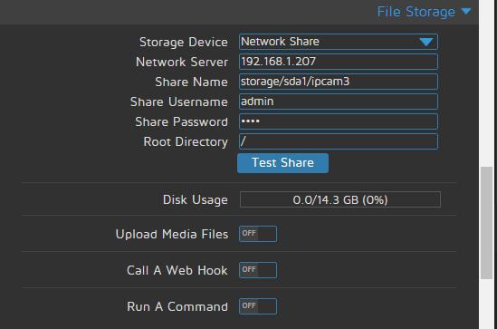Cctv Raspberry Pi Based System With Storage Using Motioneyeos