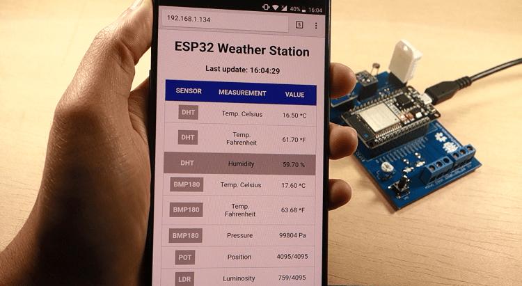 All-in-One ESP32 Weather Station Shield   Random Nerd Tutorials