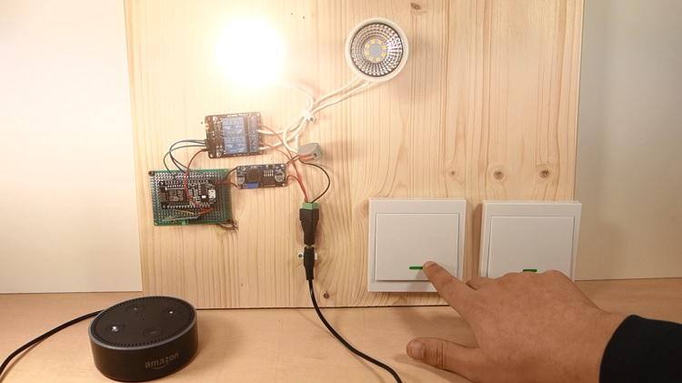 Alexa (Echo) with ESP32 and ESP8266 | Random Nerd Tutorials on