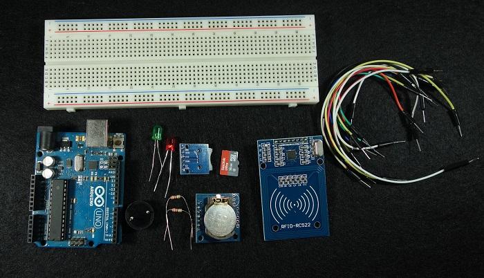 Arduino Time Attendance System with RFID | Random Nerd Tutorials