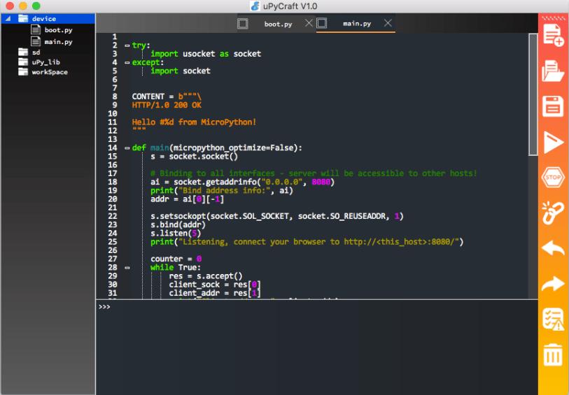 Install uPyCraft IDE - Mac OS X   Random Nerd Tutorials