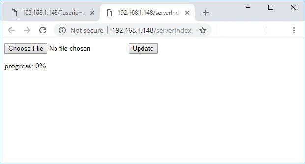 ota-web-updater-esp32