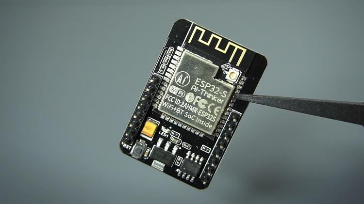 ESP32-CAM camera board AI Thinker module CAMERA_MODEL_AI_THINKER
