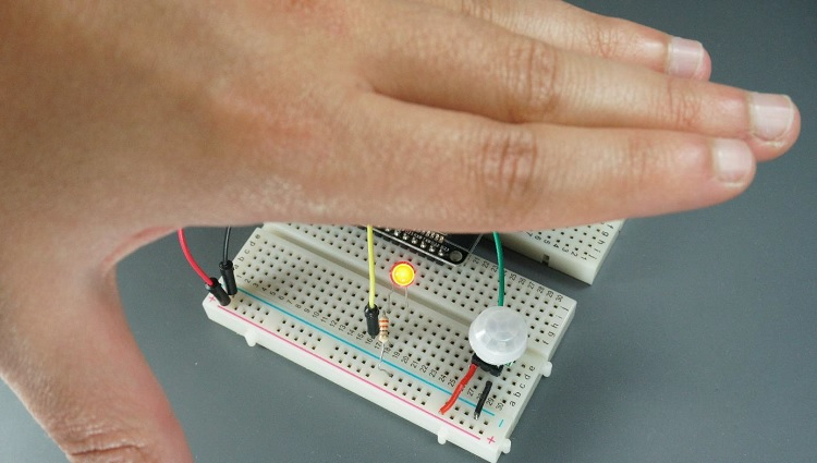 Learn how to configure and handle interrupts using MicroPython firmware with ESP32 and ESP8266 boards. You'll also build a project example with a PI