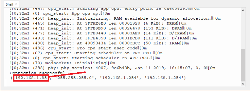 ESP32/ESP8266 DHT11 DHT22 Web Server IP Address MicroPython