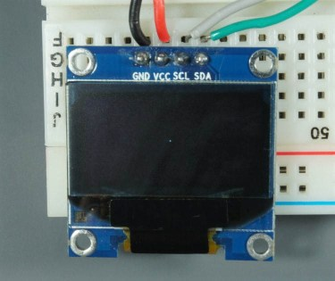 ESP32 ESP8266 Arduino OLED Display Pixel Dot