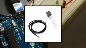 Guide for DS18B20 Temperature Sensor with Arduino