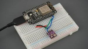 ESP8266 with BME280 using Arduino IDE (Pressure, Temperature, Humidity)