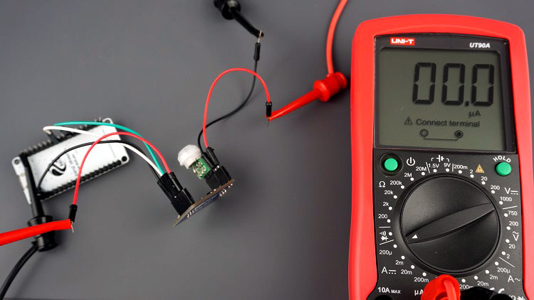Latching Power Circuit with ESP32 Powered Off measurement