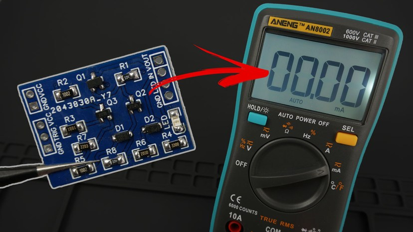 EXTREME POWER SAVING 0µA with Microcontroller External Wake Up: Latching Power Circuit