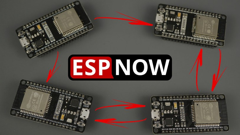 Getting Started with ESP-NOW (ESP32 with Arduino IDE)