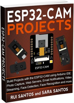 Build ESP32-CAM Projects using Arduino IDE eBook PDF