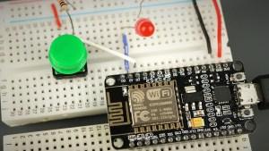 ESP8266 NodeMCU Read Inputs Control Outputs Arduino IDE