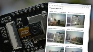 ESP32-CAM Camera Board Send Post Images to Local Cloud Server HTTP POST Arduino IDE