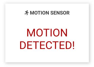 ESP32 IoT Dashboard Web Server Motion