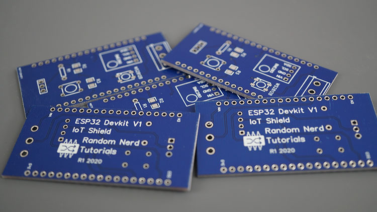 PCBWay Unboxing PCBs bare boards