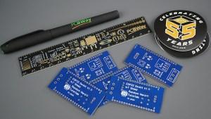 PCBWay Unboxing PCBs