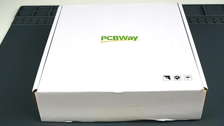 PCBWay Unboxing