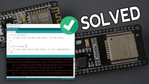 Solved fix Arduino IDE installation esp32 esp8266 nodemcu board add-on error downloading urls