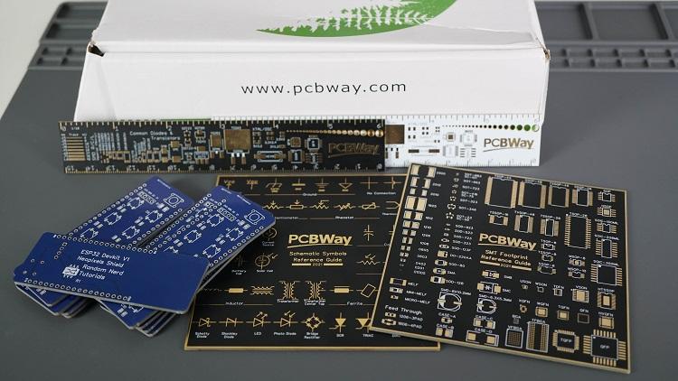 Status Indicator and Sensor Shield Unboxing PCBWay