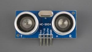 HC-SR04 Ultrasonic Sensor Module Distance Measurement Component Part Front