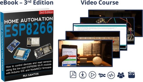 This Course Includes 20 Step By Step Projects And It Is Divided In Two Distinct Parts Part 1 Programs The Esp With The Arduino Ide