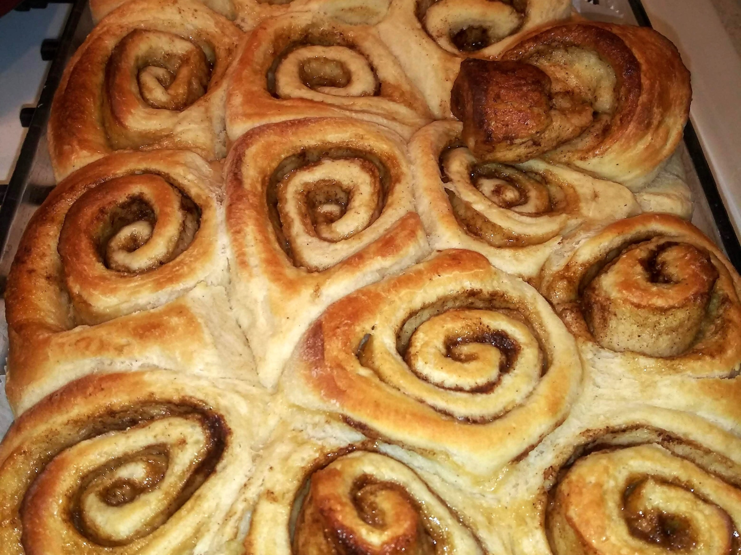 Randomnestfamily Cinnamon Rolls