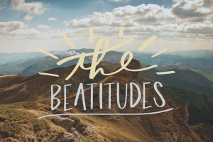 The-Beatitudes-category image of the sky and mountains @randomnestfamily.org