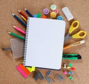 school supplies @randomnestfamily.org