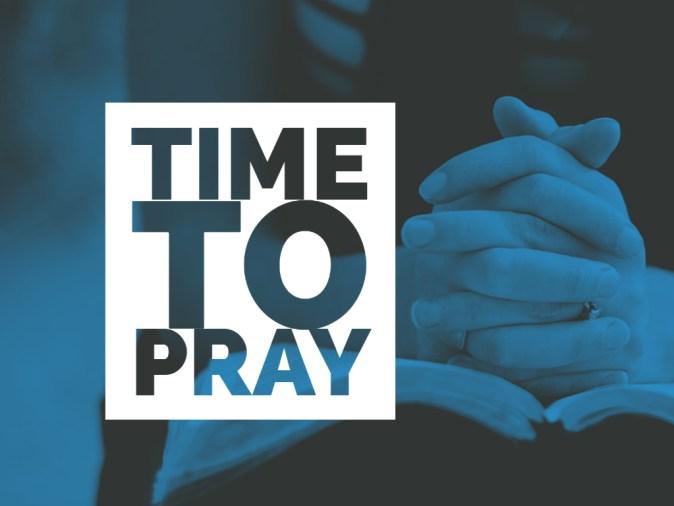 Time to pray @randomnestfamily.org