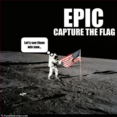 Image result for capture the flag funny