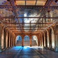 The Secret Passage in Central Park
