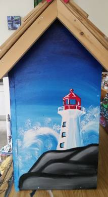 little library lighthouse
