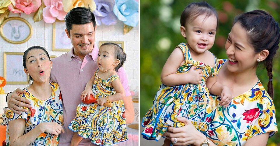 Little Fashionista: Zia Dantes Wears Matching Clothes with ...