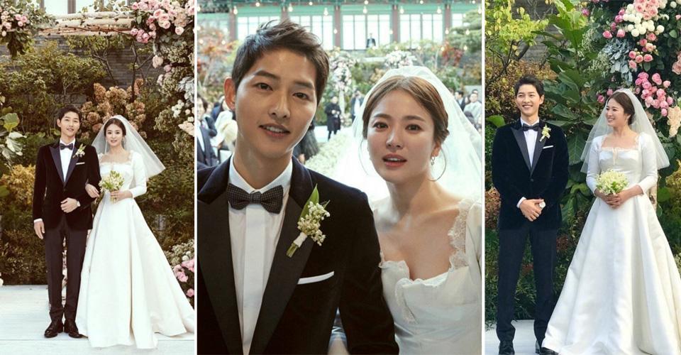 'Descendants Of The Sun' Stars Song Joong Ki And Song Hye