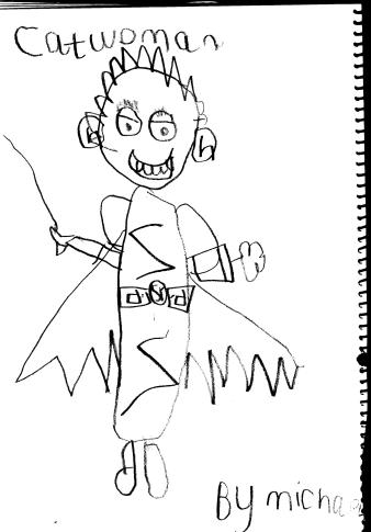 Michael's art - Batwoman