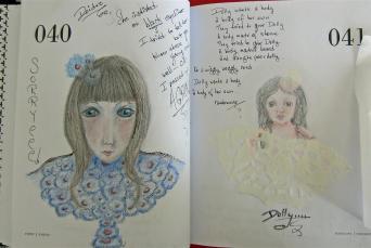 Deidre (again) and Dolly 40-41