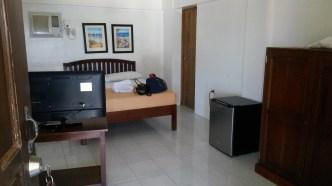 Inside room 32