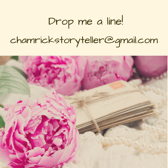 800x800 px how to contact catherine hamrick with image of peonies and stationery