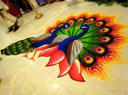 Beautiful Rangoli Designs And Patterns Random Talks