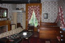 Isabella Macdonald's room. She was Sir John A.'s first wife who died young.