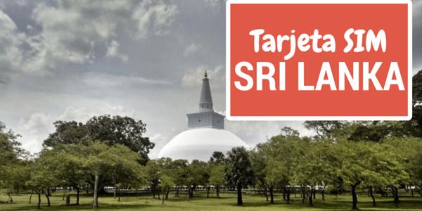 Tarjeta SIM en Sri Lanka: cómo tener internet en la isla