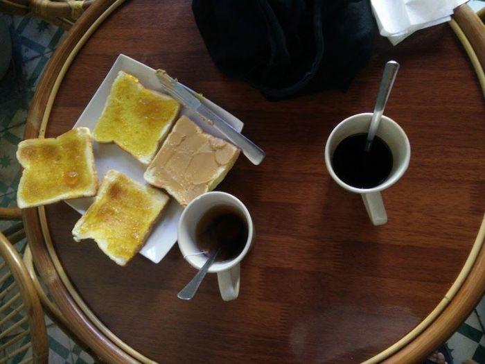 Desayuno Muntri House