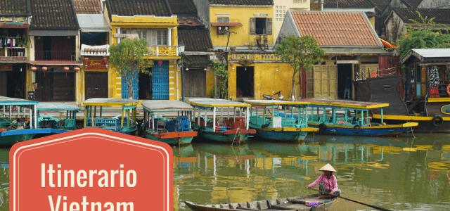 Itinerario de viaje a Vietnam de 8 semanas (dos meses)