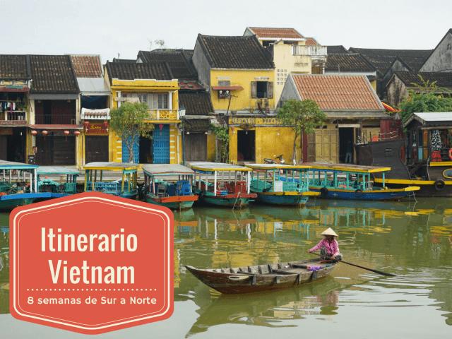 La mágica ciudad de Hoi An