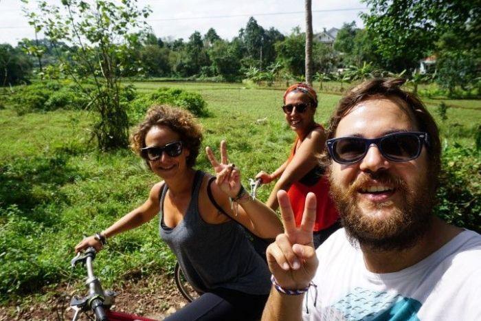 Casi 50 Km en bici para explorar los alrededores de Hue